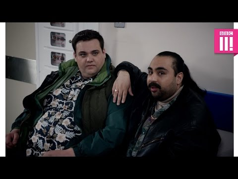 Chabuddy's micropenis story - People Just Do Nothing: Series 3 Episode 6 - BBC Three