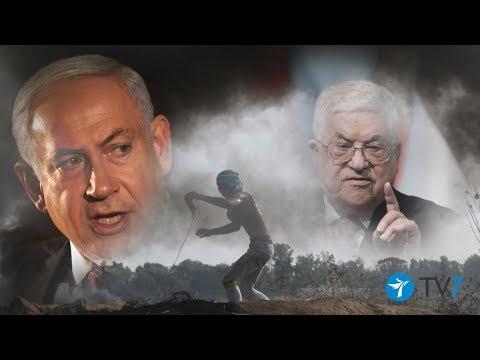 Jerusalem Studio 299 - The Israeli-Palestinian conflict 2018