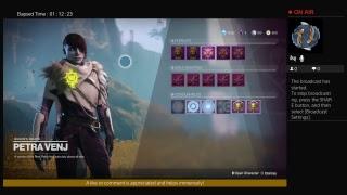 Destiny 2: S4 E3 Forsaken LIVESTREAM
