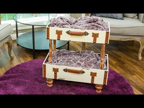diy diy kitty bunk beds home family youtube