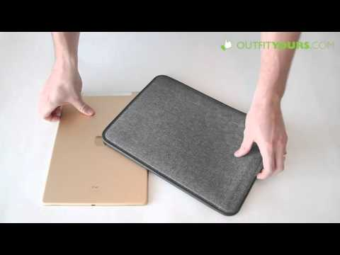 super popular c926f 09c6a Incase Icon Sleeve for iPad Pro Review - CL60696 - YouTube