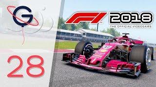 F1 2018 : MODE CARRIÈRE FR #28 - Ferrari en pole position ! (Canada)