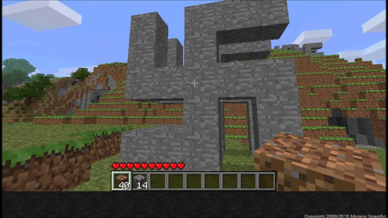 Minecraft Hakenkreuz