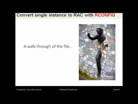 Migrating Oracle Single Instance To RAC
