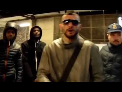 Freestyle Bélaid  Kartel Ghetto  GK Rap Francais