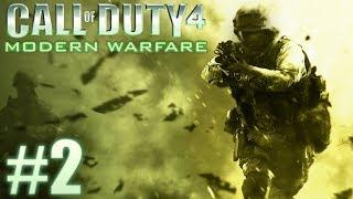 Call of Duty 4 Modern Warfare I 2.Bölüm I Sıkışan Adamlar