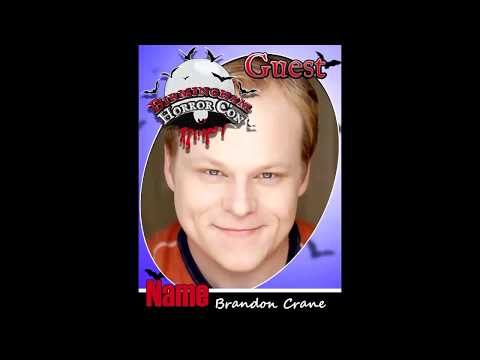 Brandon Crane  'Ben' from IT 1990   Birmingham Horror Con 2018