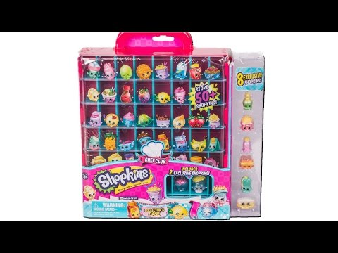 Shopkins Season 6 Chef Club Collector's...