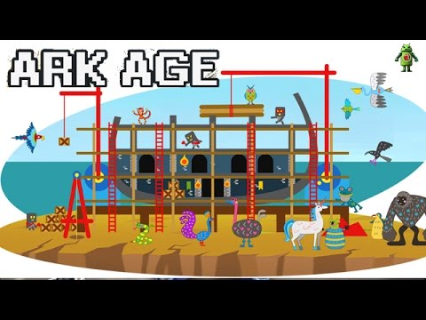 Ark Age (iOS/Android) Gameplay HD
