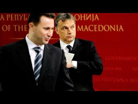 Parlamento Europeu pede à Hungria que extradite Gruevski