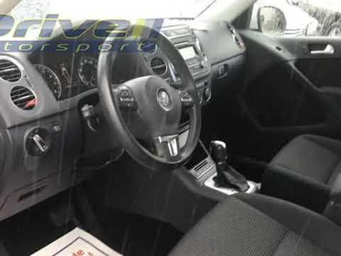 2014 Volkswagen Tiguan 2.0T R-Line Sport Utility 4D (Orlando, Florida)