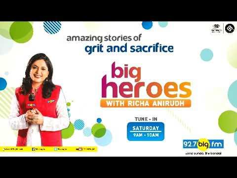 Big Heroes  Dinesh Gautam Drishti Foundation Trust