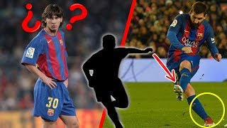 Messi era PÉSIMO para cobrar tiros libres hasta que ESTE CRACK le enseño
