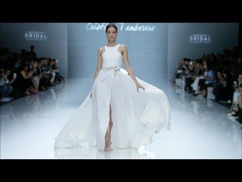 Cristina Tamborero | Bridal 2019 | Barcelona Bridal Fashion Week 2018