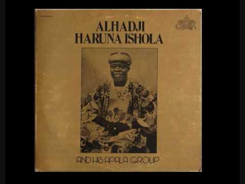 Alhadji Haruna Ishola ~Ti Aba Lowo Ka Je'un To Dara Sinu