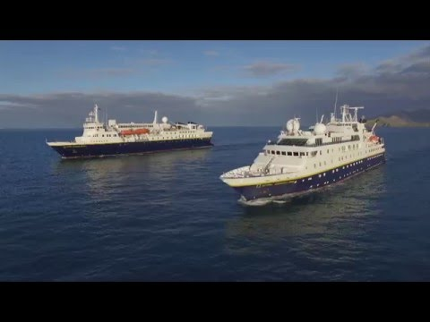 National Geographic Explorer & Orion Rendevous