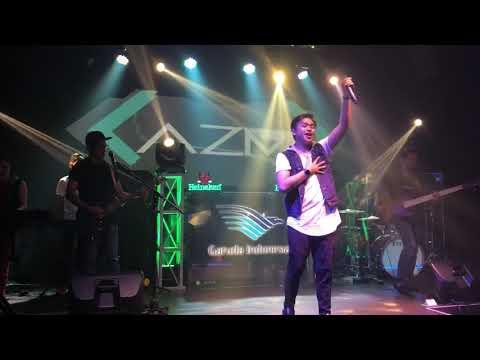 AZMI - PERNAH feat AMPM Band @Princess Karaoke & Lounge Kota Sorong