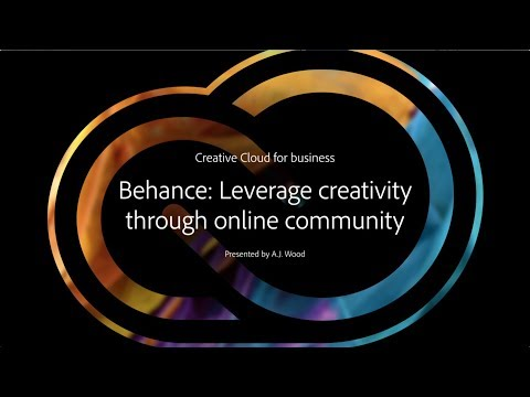 Behance: Leveraging creativity through online community | Adobe Creative Cloud