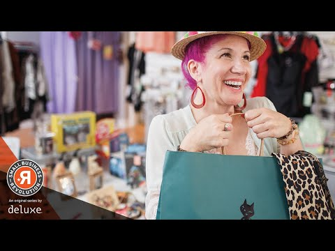 Novelty Retail 'Polka Dot Parlor' Breathes New Life | Small Business Revolution - Main Street: S2E5