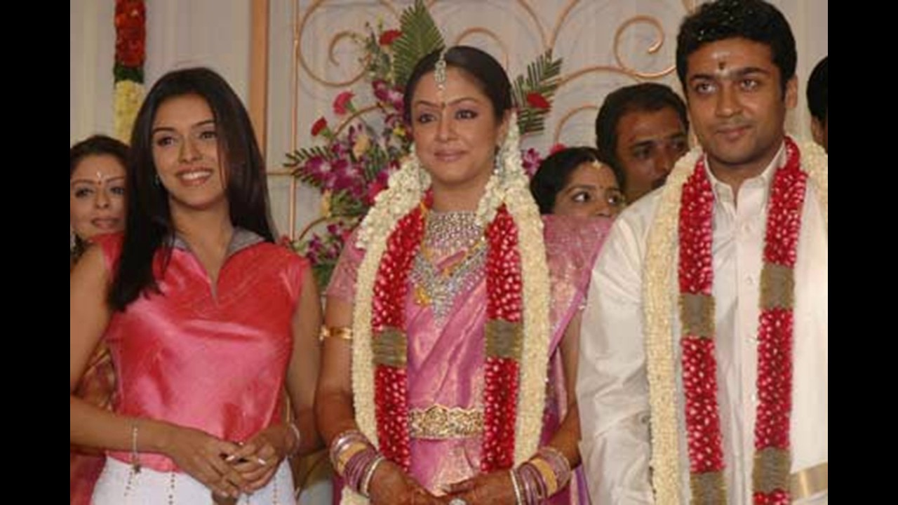 Surya & Jyothika Marriage Exclusive Video - YouTube