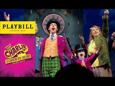 Thumbnail: Christian Borle - Charlie and the Chocolate Factory - Curtain Call 6/161/7