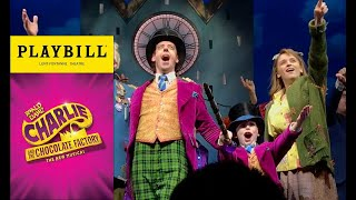 Christian Borle - Charlie and the Chocolate Factory - Curtain Call 6/161/7