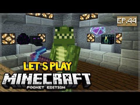 🔴 LIVE NOW! MCPE 1.1 Let's Play Minecraft Pocket Edition 1.1 -Treasure Room! 44 (Pocket Edition)