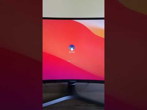 Problems using 49 inch Samsung C49RG94SSU Monitor with a MBP