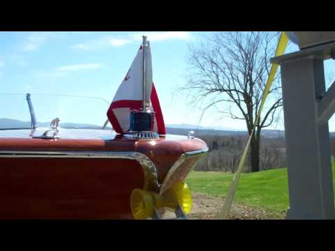 1949 22' Shepherd Sportsman Could Be Yours 4 28 2016