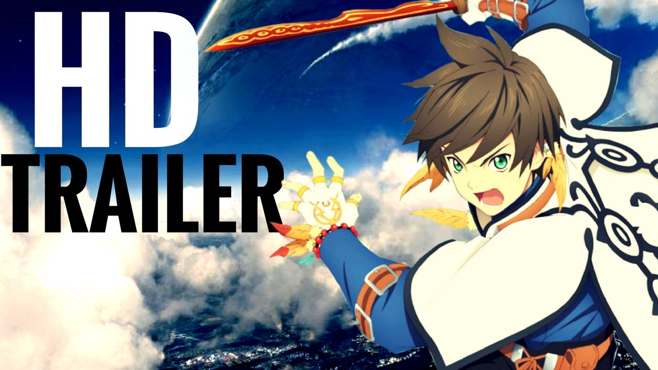 Tales of zestiria the x anime trailer english dubbed with subhd