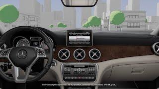 АБЛ: Comand онлайн - автомобіль Mercedes-Benz оригінальний