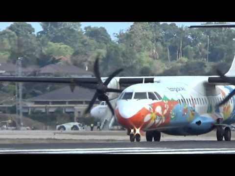 Takeoffs and Landings Compilation at Samui Airport