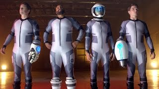 Lazer Team Official Trailer #1 (2015) - Sci-Fi Action Comedy Movie | Rooster Teeth