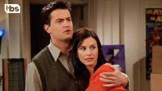 Friends: Chandler Loves Monica (Clip) | TBS
