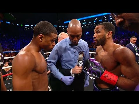 POST: ERROL SPENCE VS LAMONT PETERSON FULL FIGHT CHAT | THE TRUTH DOMINATES VET PETERSON (WOW!)