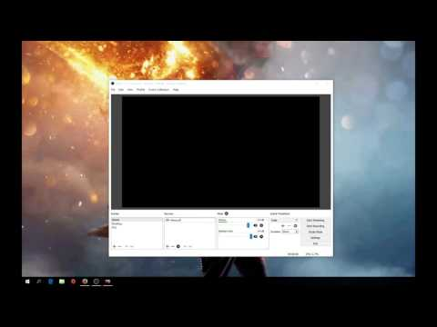 The Best Way To Record With OBS - How To Record Gameplay