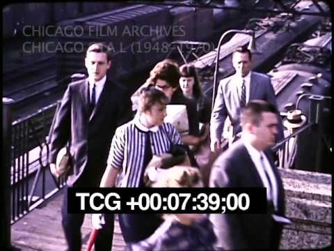 Chicago CTA L Train (1948-1970)