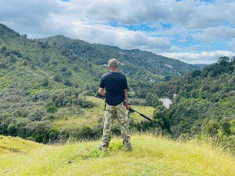 Best kill shots compilation || Hunting in New Zealand || Mini Vlog || Abbas