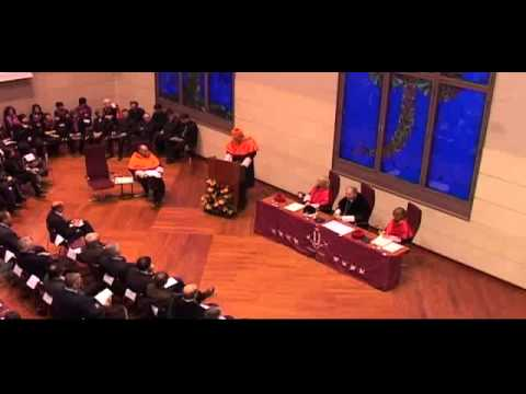 Honoris Causa UdL: Vicenç Navarro