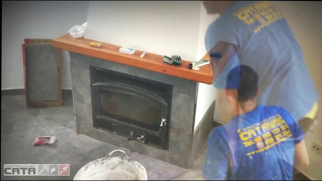Revestimiento de chimenea youtube - Revestimientos de chimeneas ...