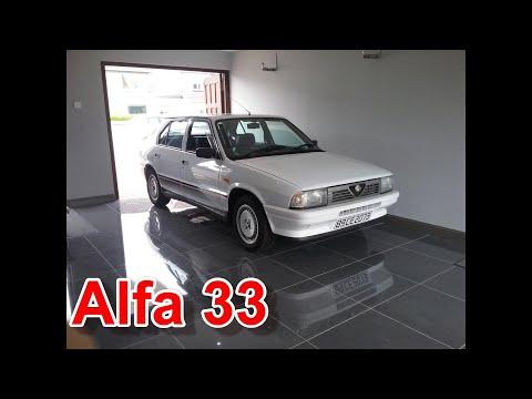 Alfa 33 1989,  Restoration - Plus Some Driving