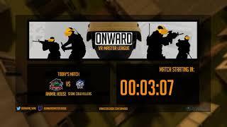 Onward - Animal House v Stone Cold Killers - Season 7 Week 1 - VRML