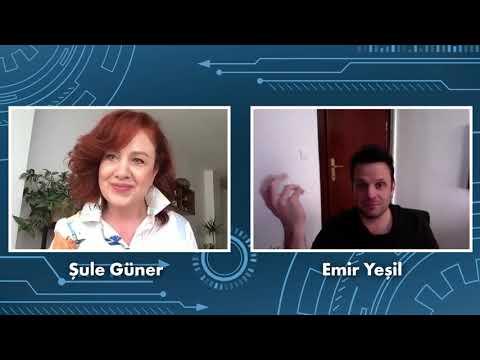 Celebrity Tech Talks 2'nci Bölüm- Emir Yeşil