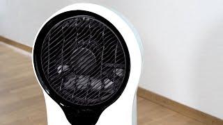 Klarstein Whirlwind Luftkühler Test & Review - Meine Erfahrungen | unboxinx (4K)