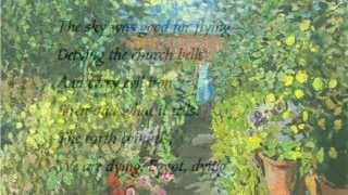 Sunlight on the Garden by Louis MacNeice (read by Tom O'Bedlam)