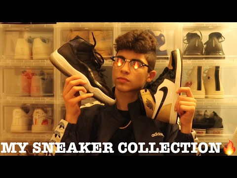 🔥MY SNEAKER COLLECTION🔥