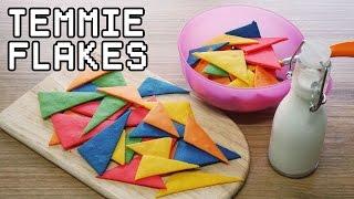 [몽브셰] '언더테일' 테미 플레이크 (TEMMIE FLAKES)