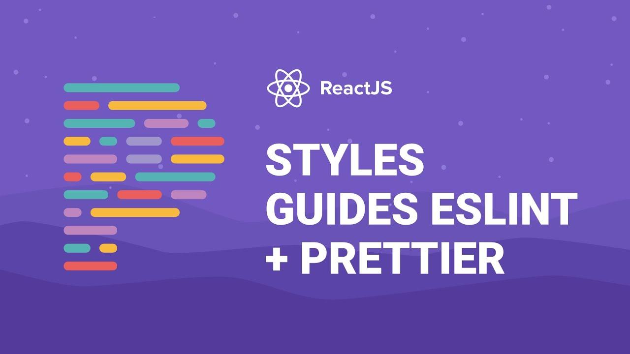 Style guides Javascript com ESLint, Prettier e EditorConfig | Diego  Fernandes