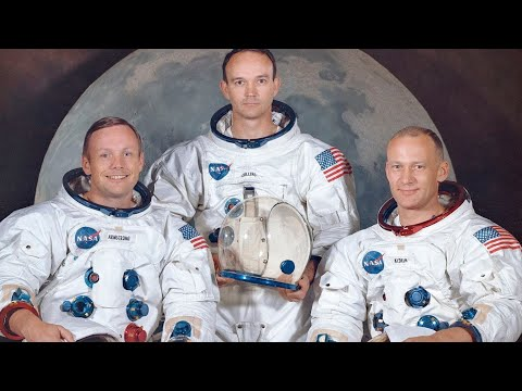 Watch live: Buzz Aldrin, Michael Collins return to Apollo 11 launch pad