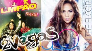Lmfao X Jennifer Lopez PARTY ROCK ON THE FLOOR REMIX.mp3